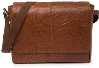 Frye Leather Messenger Bag