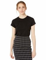 Kenneth Cole Womens Ruched Knit Top