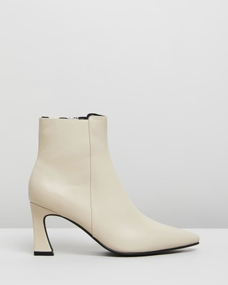 Caverley Brenna Leather Ankle Boots