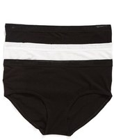 Naked 3-Pack Hipster Briefs