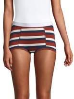 Peony Cotton Heather Boy Shorts