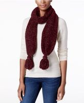 Charter Club Velvety Tassel Chenille Scarf, Only at Macy's