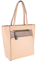 Oryany As Is Daphne Saffiano Leather Tote