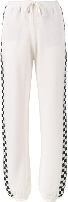 Stella McCartney Check Track Pants