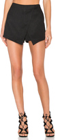 Blaque Label Wrap Skort