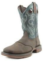 Durango Pull-on Men Round Toe Leather Tan Western Boot.