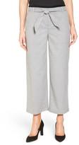Halogen Belted Wide Leg Crop Pants (Petite)