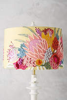 Anthropologie Majorcan Garden Lamp Shade