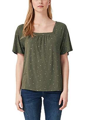 S'Oliver Women's .904.32.4890 T-Shirt,10 (Size:)