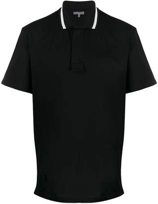 Lanvin concealed-placket polo shirt