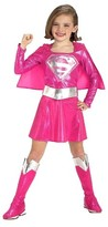 Supergirl Girls' Costume - 2T-4T