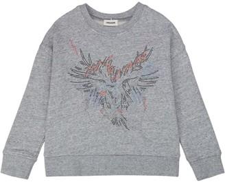 Zadig & Voltaire Phoenix Graphic Sweatshirt (6-16 Years)