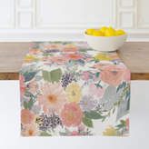 Minted Bold Watercolor Floral Table runners
