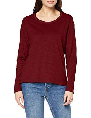 S'Oliver Women's 14.912.31.6804 Long Sleeve Top,20 (Size: )