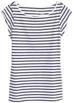 H&M Cap-sleeved Top