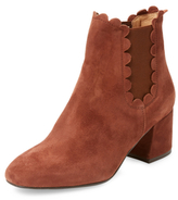 Ava & Aiden Kely Suede Chelsea Boots