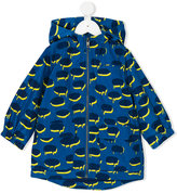 Stella McCartney speech balloon print jacket - kids - Cotton/Polyester - 2 yrs