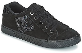 DC CHELSEA SE J SHOE 0SB women's Shoes (Trainers) in Black