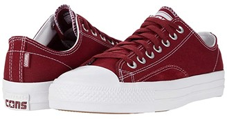Converse Skate Cons Chuck Taylor All Star Pro Suede - Ox (Team Red/White/White) Shoes