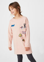 MANGO KIDS Looney Tunes Dress
