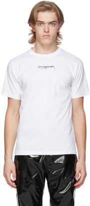 Ottolinger SSENSE Exclusive White Logo T-Shirt