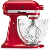 KitchenAid 5 qt. Artisan® Design Series Stand Mixer with Glass Bowl