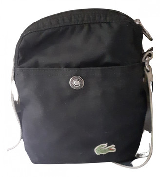 Lacoste Black Cloth Bags