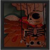 PTM Images Skeleton II Framed Print
