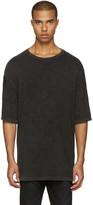 R 13 Black Oversized T-shirt