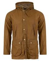 Barbour Lightweight Wax Hooded Bedale Jacket