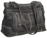 Tignanello Perfect Pockets E/W Shopper (Black) - Bags and Luggage