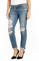 Paige 'Jimmy Jimmy' Destroyed Skinny Jeans (Westley Destructed)