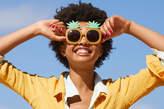 aerie Pineapple Sunglasses