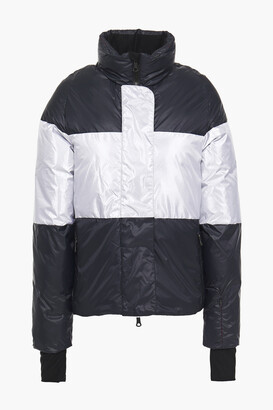 Erin Snow Quilted Shell Ski Jacket