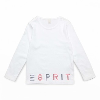 Esprit Girls' Tee-Shirt Long Sleeve Perm Longsleeve T