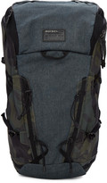 Diesel Blue Denim and Camo D-running Backpack