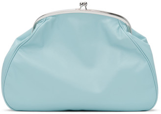 Marina Moscone Blue Exploded Coin Purse