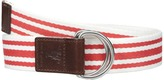 Cole Haan 38mm D-Ring Webbing Pinch Belt