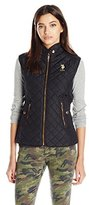 U.S. Polo Assn. Women's Quilted Fashion Vest