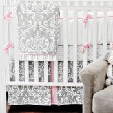 New Arrivals Inc. Stella Gray 3 Piece Crib Bedding Set
