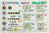 PAINLESS LEARNING PLACEMATS-Learning About Money-Placemat