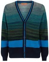 Missoni Stripe Knitted Cardigan