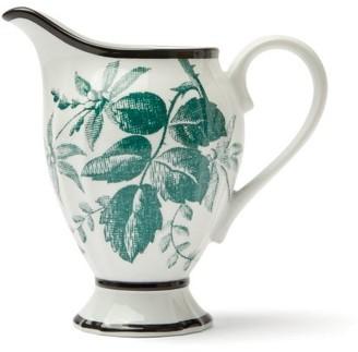 Gucci Herbarium Porcelain Cream Jug - Green Multi