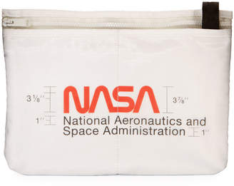 Heron Preston Men's NASA Messenger Bag