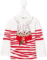 Junior Gaultier printed T-shirt