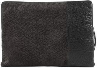 Lanvin Brown Leather Small bags, wallets & cases