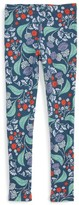 Tea Collection Girl's Thistle Leggings