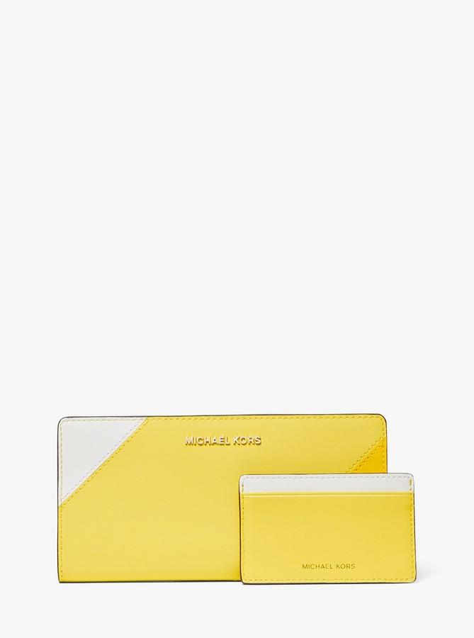 c309404a90c7 MICHAEL Michael Kors Yellow Handbags - ShopStyle