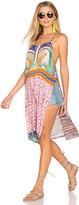 Maaji Polly Parrot Dress in Pink.
