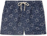 Atalaye Mirasol Short-Length Printed Swim Shorts